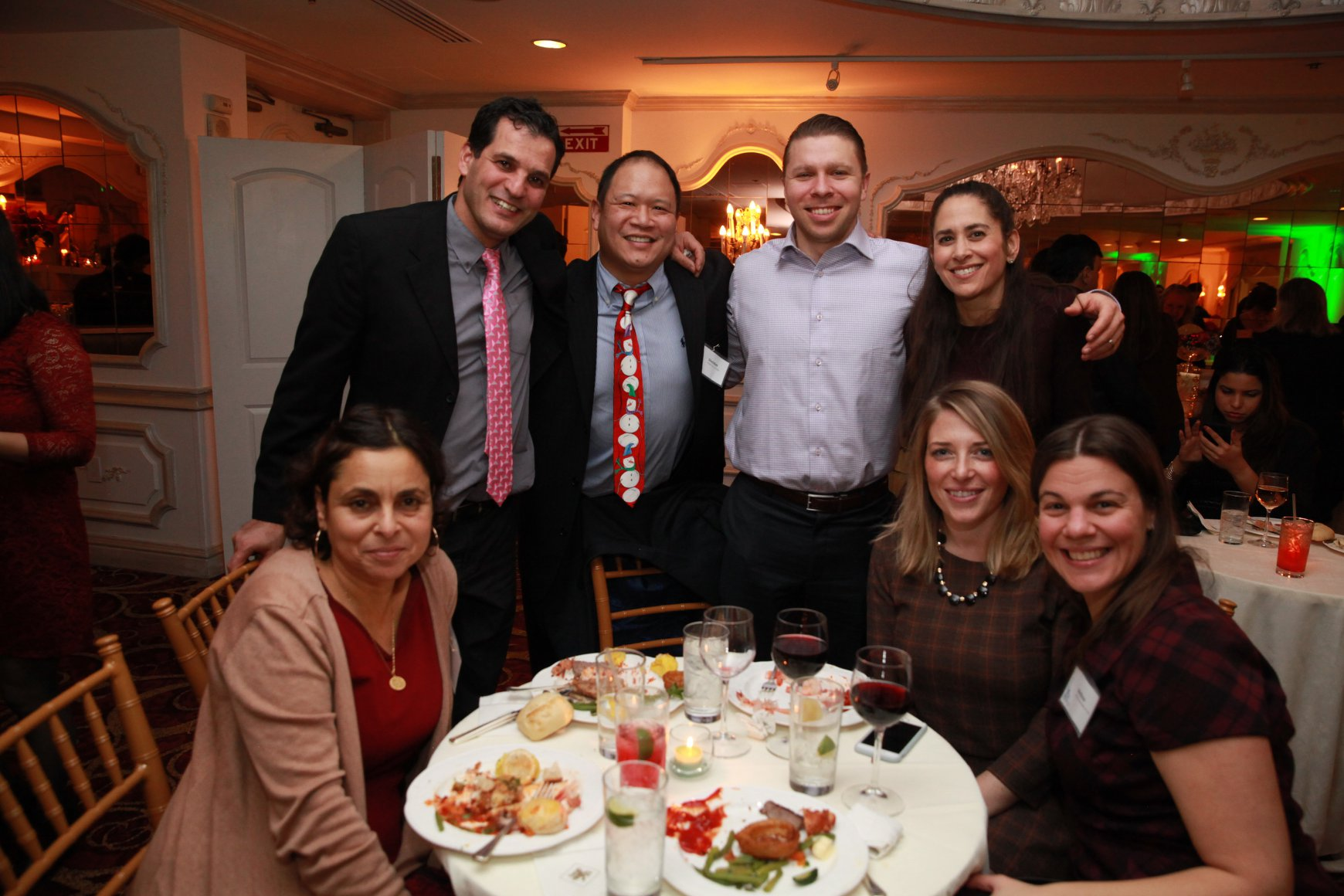 COM Holiday Party Pic