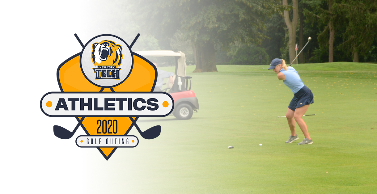 Join us for the 15th Annual New York Tech Athletics Golf Outing