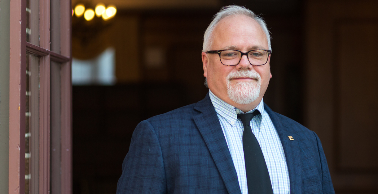 Join us in welcoming Dean Quigley of the College of Arts & Sciences