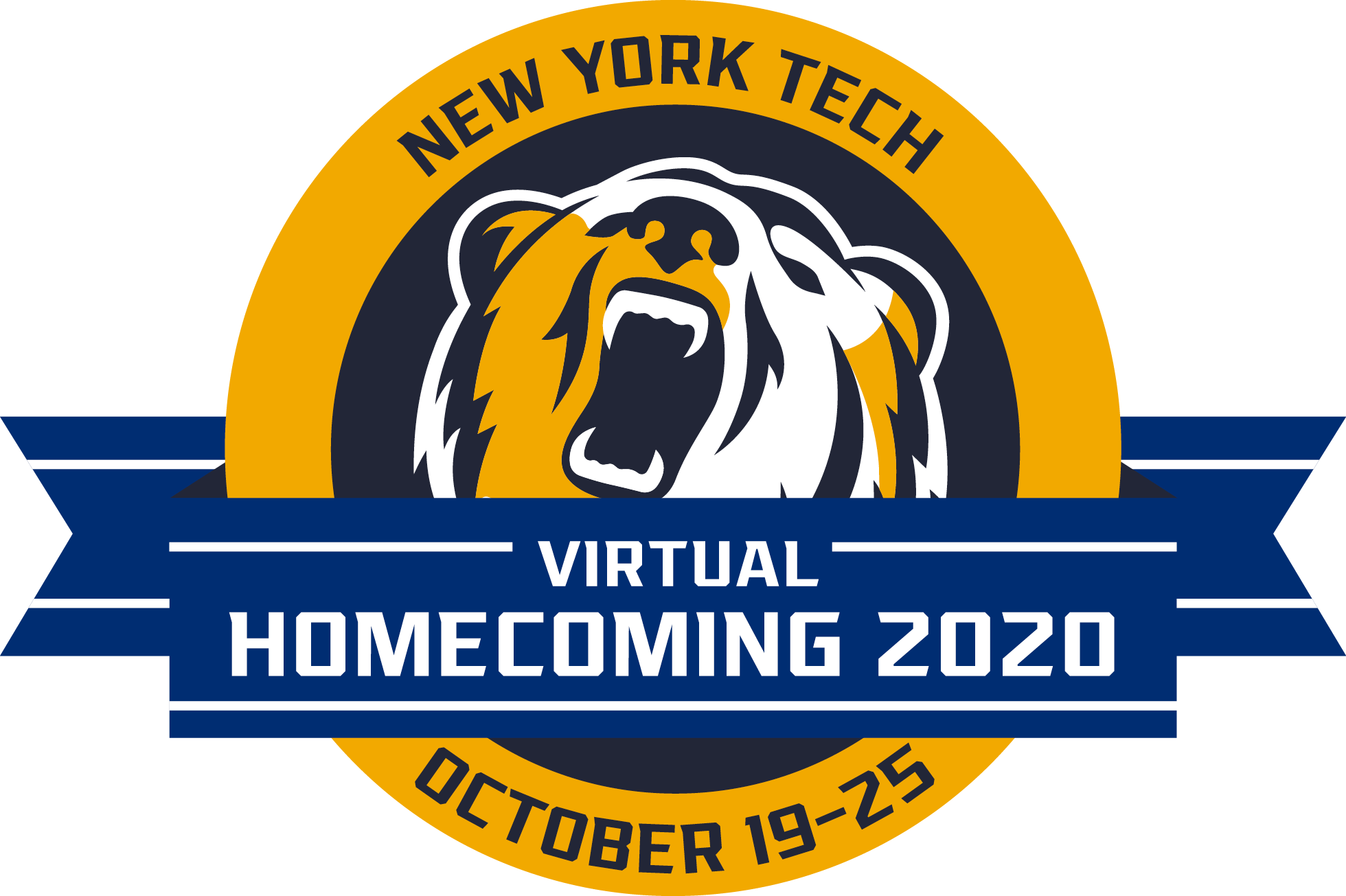 Join us, virtually, for the third annual New York Tech Homecoming - October 19-25, 2020