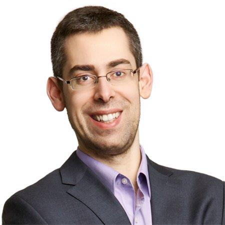 Panelist Dominic Vogel