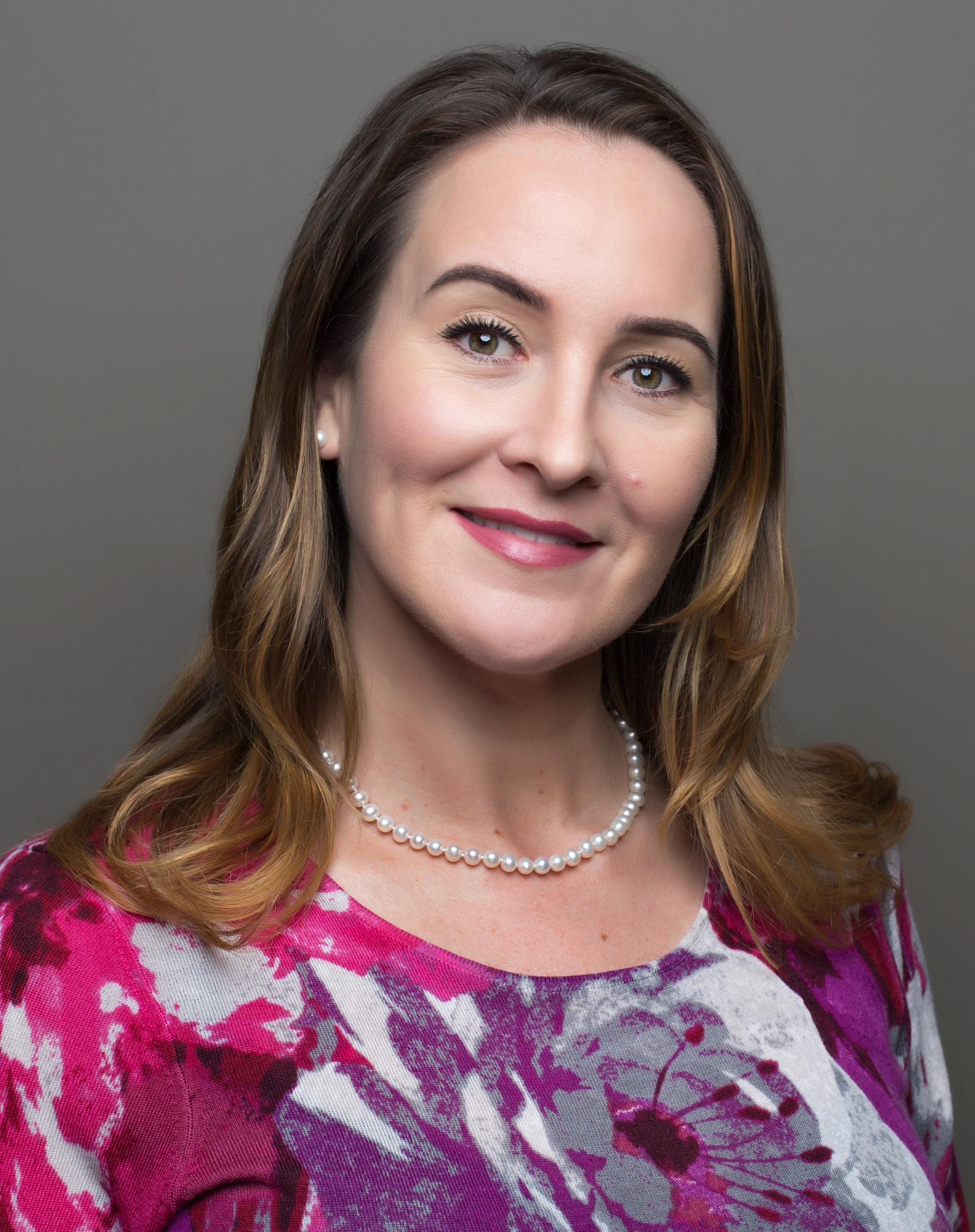 Panelist Kimberley St. Pierre