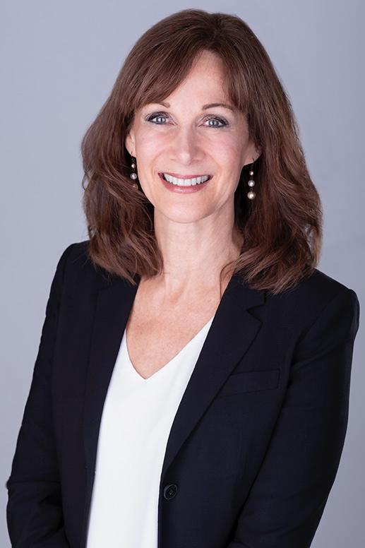 Panelist Sandy Moore