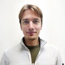 Panelist Vasili Svirydau