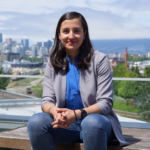 Panelist Dragana Panic