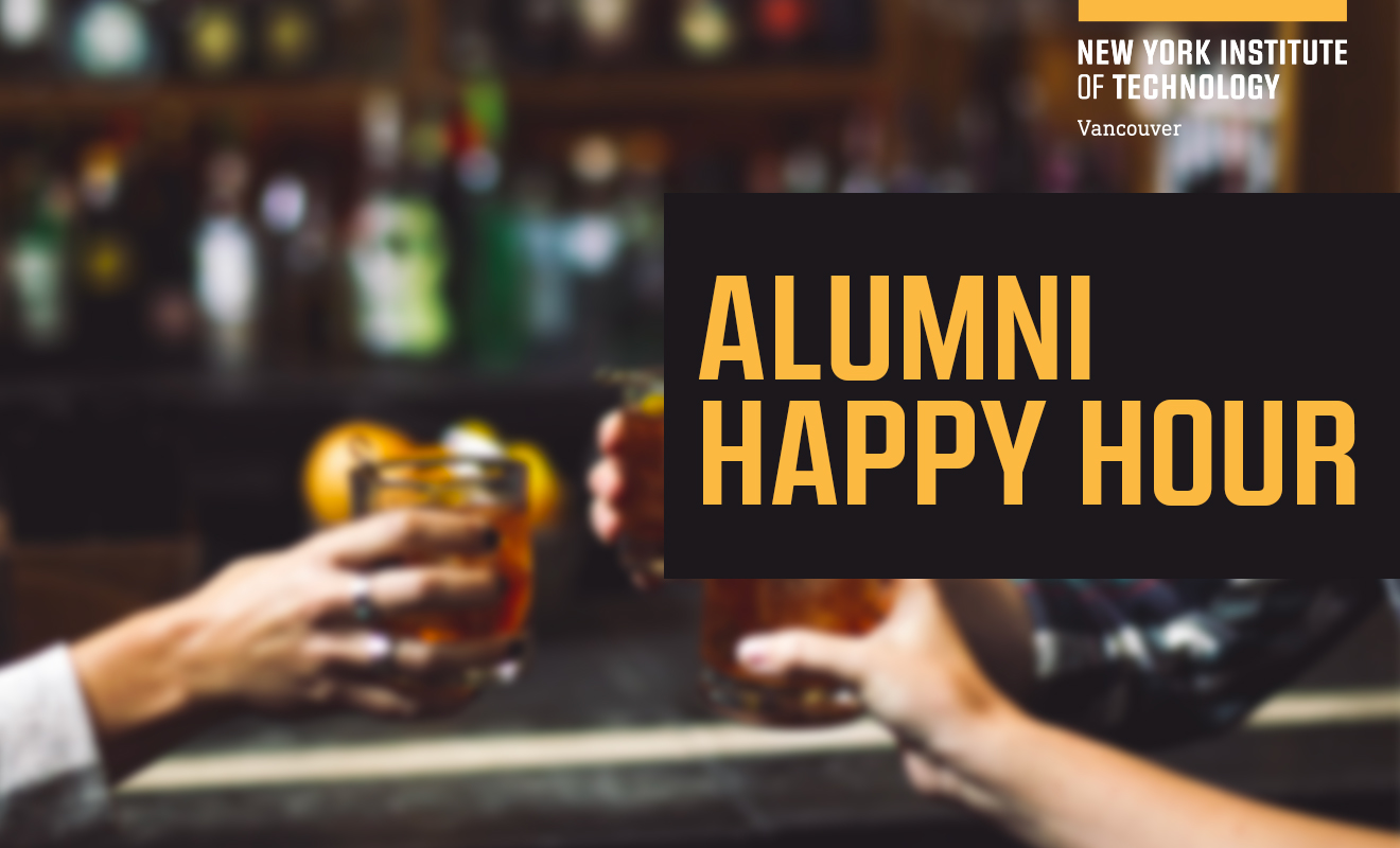 Join us for an alumni event in Toronto