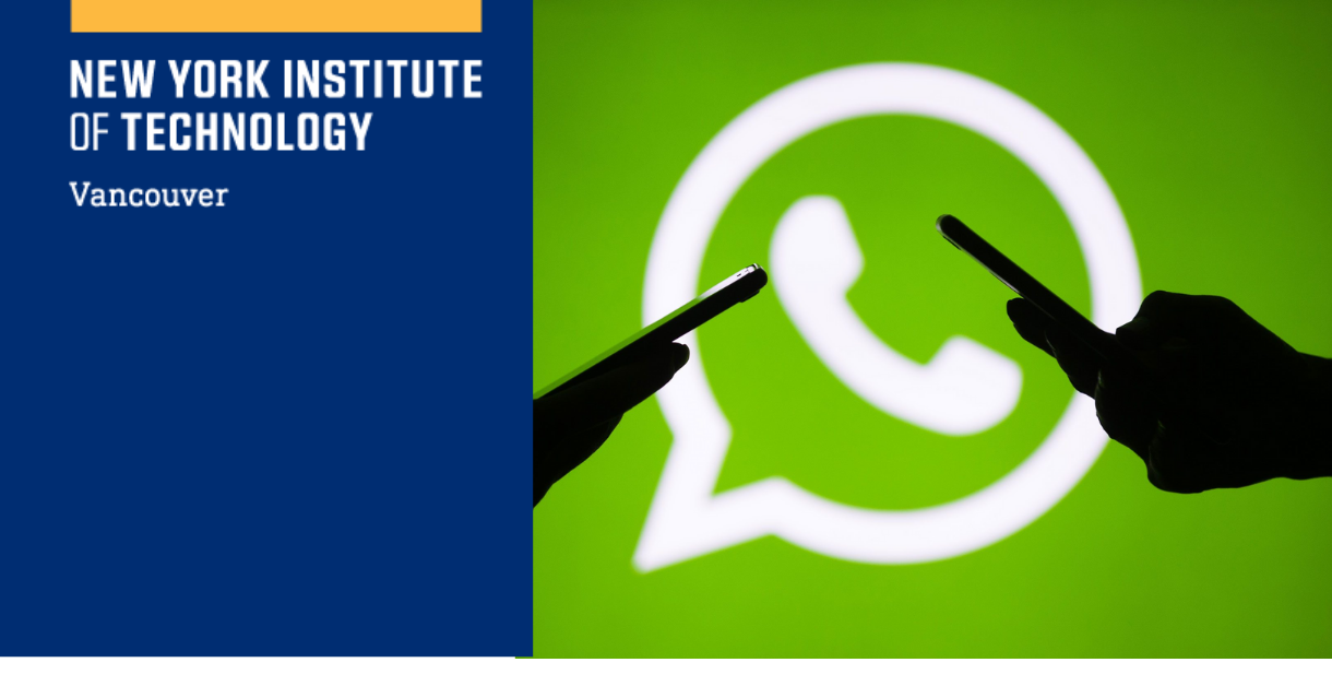 Sign up for the Vancouver Alumni WhatsApp Group