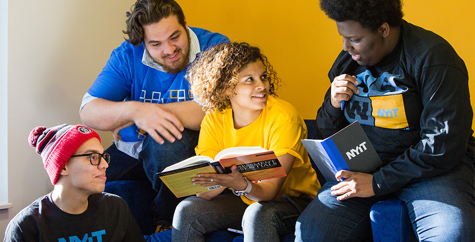 Making a gift to NYIT helps strengthen student scholarship and research opportunities